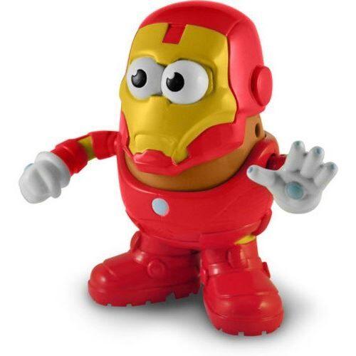 Non communiqué PPW Marvel Comics Iron Man M. figure de jouet tête de pomme de terre - Autres figurines et répliques