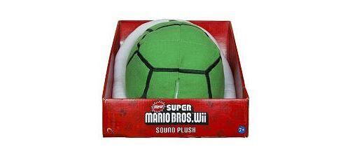 Banpresto Coque Koopa Shell Wii Sound en peluche Super Mario Bros de Global Holdings - Animal en peluche