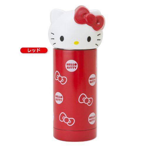 Sanrio Hello Kitty Thermos Inoxydable Tasse Bouteille Rouge - Autres figurines et répliques