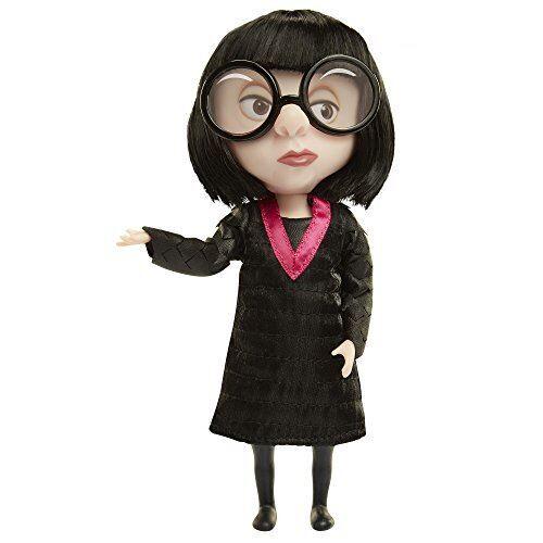 Non communiqué The Incredibles 2 Edna Action Figure Doll dans Costume et lunettes de luxe - Autres figurines et répliques