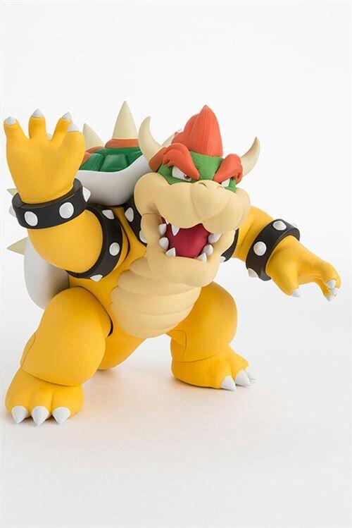 Bandai Namco Mario Super Mario Bros SH Figuarts Bowser 11cm - Petite Figurine