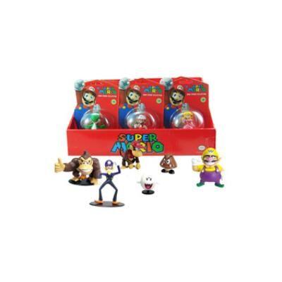 --- - Super Mario Bros. présentoir mini figurines 5 cm Series 3 (12) - Autres figurines et répliques