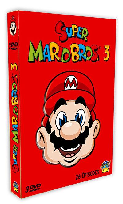 Super Mario Bros - Coffret 3 - DVD Zone 2