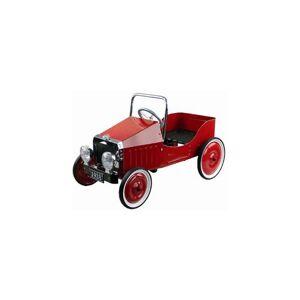 Goki Voiture à pédales Rouge 1938 Goki - Véhicule à pédale