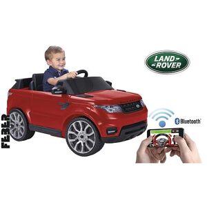 FEBE Voiture Électrique Feber 6V - Range Rover - Véhicule électrique pour enfant