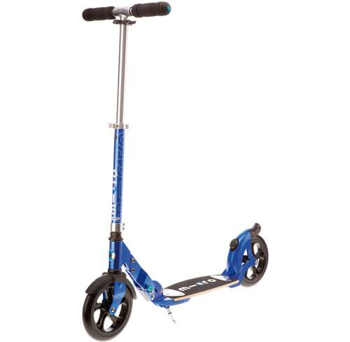 Micro Trottinette Flex Bleu - Trottinette / Rollers
