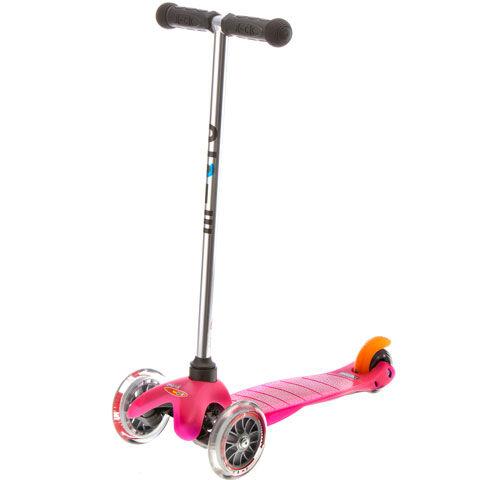 Micro Trottinette Mini Micro Rose - Trottinette / Rollers