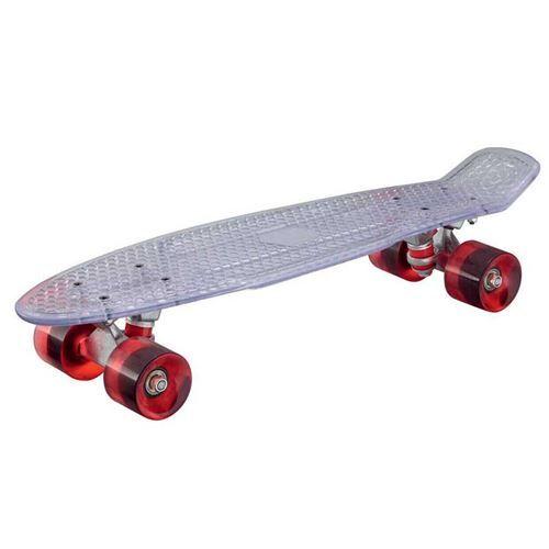 WDK Skateboard 56cm transp - modèle aléatoire - livraison à l'unité - Patinettes/Rollers