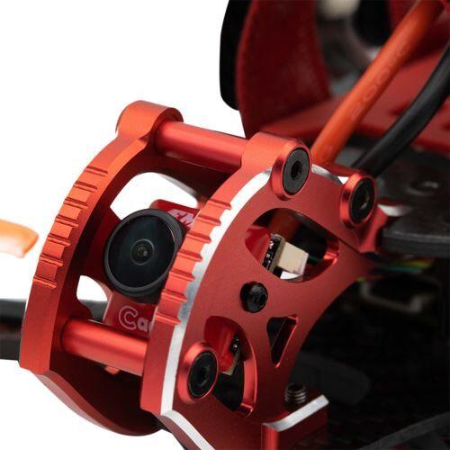 Emax Buzz 245mm F4 1700KV 5 pouces Freestyle FPV course Drone w / XM + Récepteur - Drone Photo Vidéo
