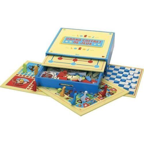L'Arbre à jouer - Grand coffret de jeux - 200 jeux - Tricycles