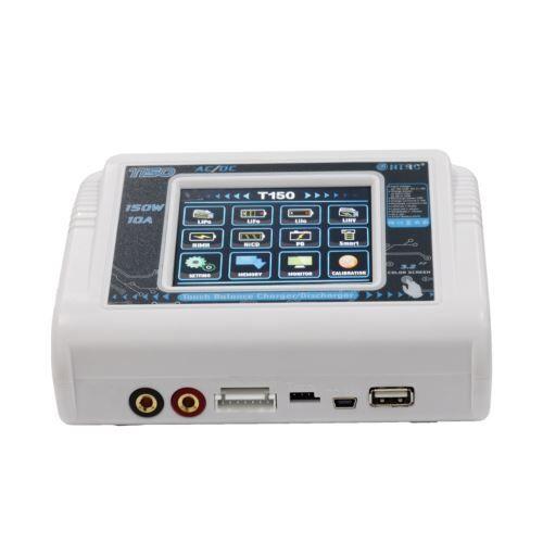 Htrc T150 Rc Solde Lipo Batterie 150W 10A 1-6S Smart Battery Charger Déchargeurs HM096 - Drone Photo Vidéo