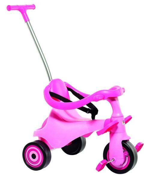 Molto – Tricycle Urban trike II, couleur ROSE (16218) - Autre jeu de plein air