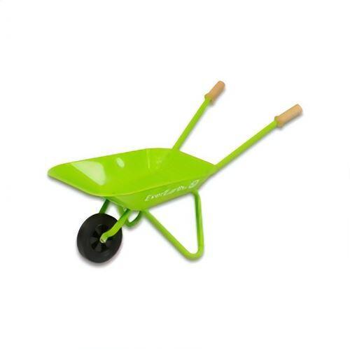 Everearth Brouette 77 x 36 x 42 cm vert - Autre jeu de plein air