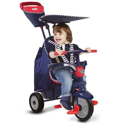 smarTrike Shine™ 4 en 1 Le tricycle de a été conçu pour aider au développement de l'enfant Smart Trike - Tricycles