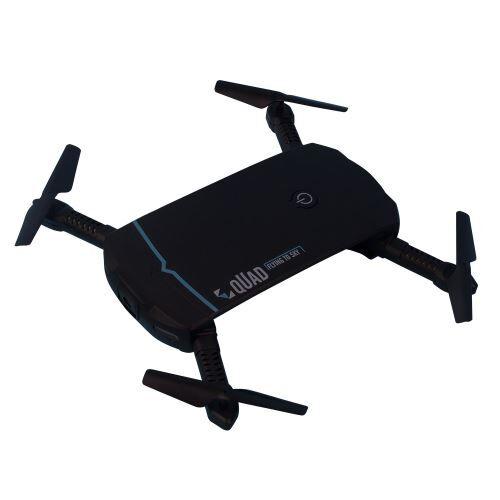 Caméra HD 720P Pliable Drone Télécommande + Wifi FPV Control App RC Quadcopter BT864 - Drone Photo Vidéo