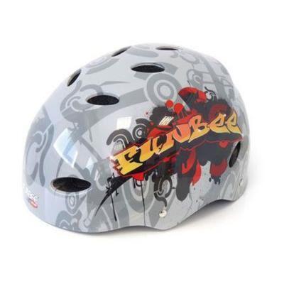 darpèje casque de vélo : funbee (taille l) darpèje - tricycles