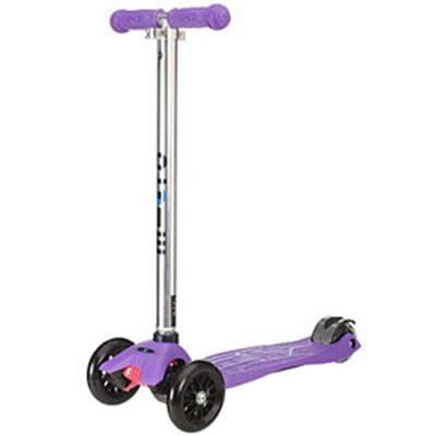 Micro Trottinette Micro Maxi Violette Tbar - Patinettes/Rollers