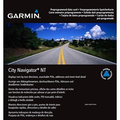 MapSource City Navigator UK & Ireland - logiciels GPS - Autres