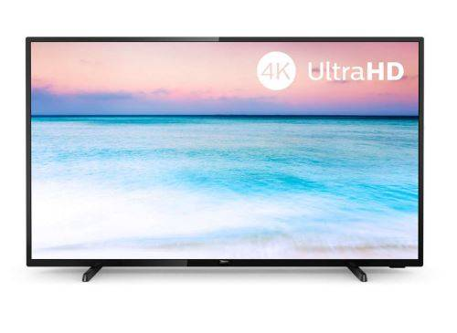 "philips tv philips 50pus6504/12 uhd 4k smart tv 50'' - téléviseur lcd 44"" à 55"""