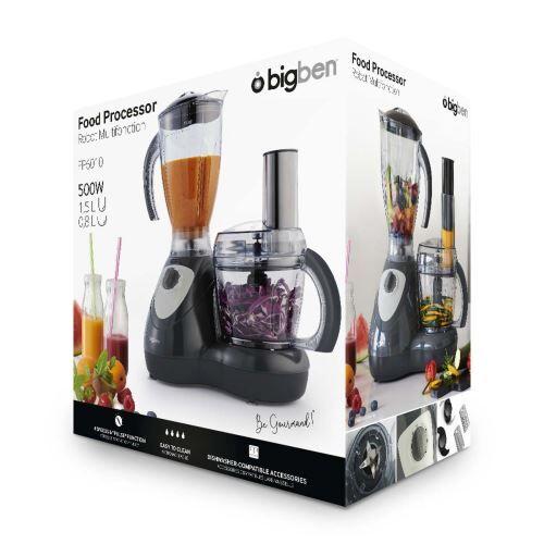 bigben robot multifonction bigben interactive fp6010 - accessoires appareil de cuisson