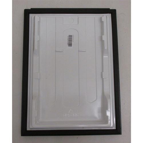 dometic porte assemblee complete grise pour minibar dometic - accessoire réfrigérateur et congélateur