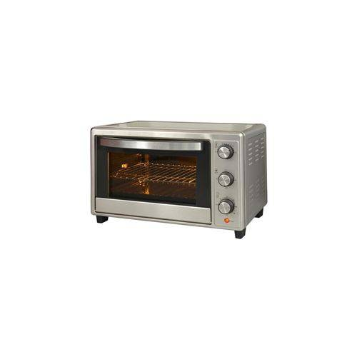 kitchen chef kitchenchef four multifonction 30l ct panier frites inox - micro-ondes