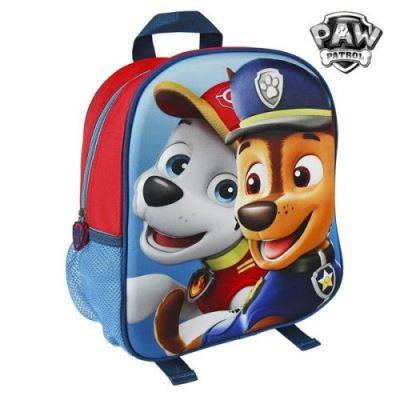 the paw patrol cartable 3d the paw patrol 6944 - cartables scolaires