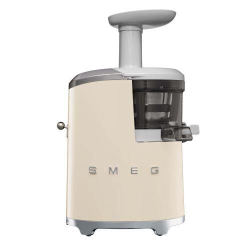 SMEG Extracteur de jus Smeg SJF01CREU 150 W Beige - Extracteur de jus