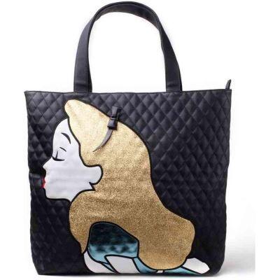 DIFUZED Disney sac à bandoulière Alice in Wonderland37 cm polyuréthane noir - Cartable, sac à dos primaire