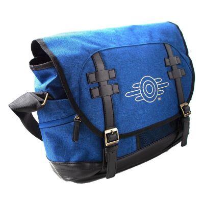 Difuzed sac à bandoulière Fallout 12 litres bleu - Cartable, sac à dos primaire