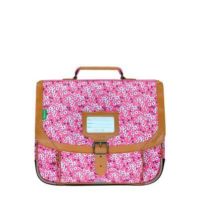 Tann's Cartable Les Fantaisies 35cm Rose - Cartable, sac à dos primaire