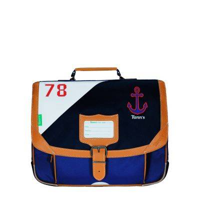 Tann's Cartable scolaire Les Fantaisies 35cm Marin - Cartable, sac à dos primaire