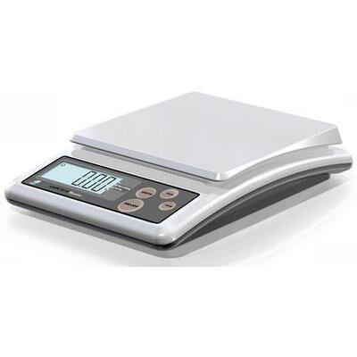 mzncelboutique Balance Polyvalente pèse-lettre colis cuisine menage compteuse 0.1g - AM3000 - 3kg x 0.1gr - Balance