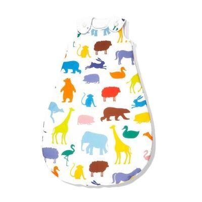 Pinolino - Gigoteuse bébé hiver 90 cm - Joyeux Zoo - Gigoteuses - Nids d'Ange