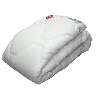 Abeil 15000000529 couette bio attitude coton blanc 200 x 200 cm - Matelas Drap-Housse
