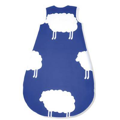 Pinolino - Gigoteuse d'été Mouton - 110 - Bleu - Gigoteuses - Nids d'Ange