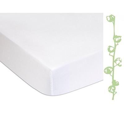 Easy dort Lot de 2 alèses éponge coton bio pu pour lit bébé 70x140 - Matelas Drap-Housse