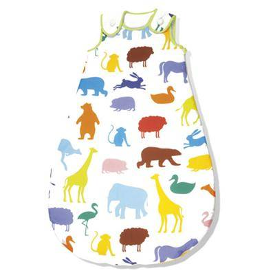 Pinolino - Gigoteuse d'été Happy Zoo - 110 - Gigoteuses - Nids d'Ange