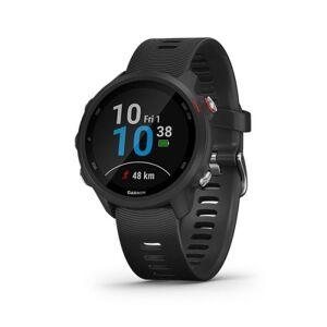 Garmin Montre connectée Garmin Forerunner 245 Music GPS Montre de sport à fréquence cardiaque au poignet - Noire (010-02120-B0) - Montre connectée
