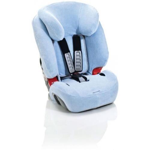 ROMR Housse d'été Britax Römer pour siège auto Evolva 1-2-3 Plus Bleu - Accessoire sorties