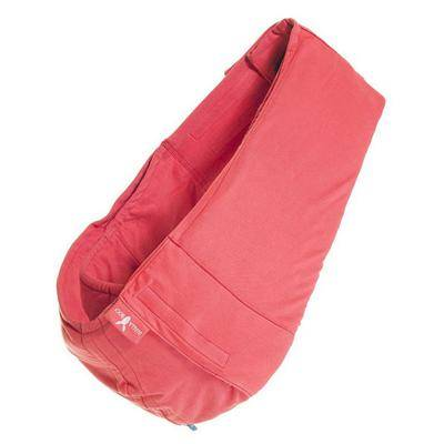 Wallaboo - Porte Bébé Baby Sling coton - Rouge - Porte-Bébés