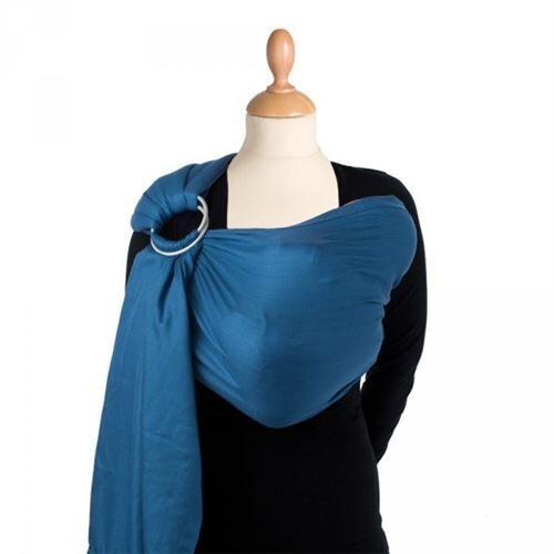 Babylonia Porte bébé bb sling bleu - babylonia - Echarpes de Portage