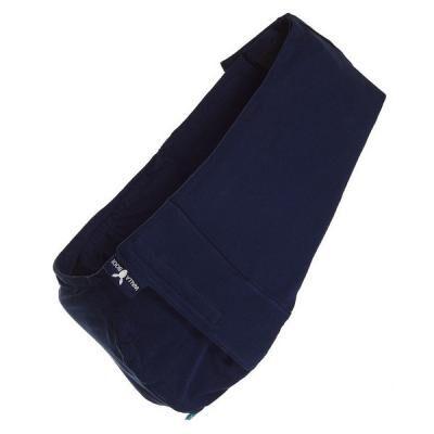 Wallaboo - Porte Bébé Baby Sling coton - Bleu - Porte-Bébés