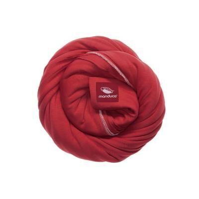 Manduca Echarpe de portage Sling Rouge - Porte-Bébés