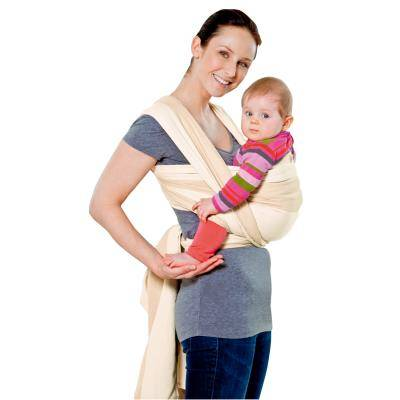 AMAZONAS - Porte-bébé Carry Sling KALAHARI 5.10 M - Autres