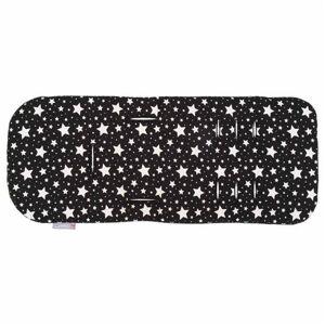 Non communiqué CuddleCo Doublure de poussette en mousse à mémoire Comfi-Cush Noir - Accessoires poussettes