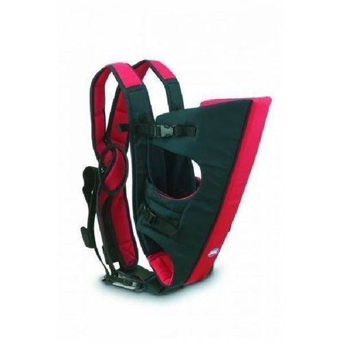Italfile Jane Porte Bebe Dual Marine Rouge - Accessoires poussettes