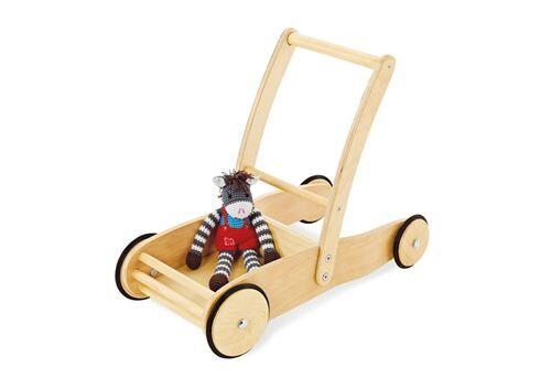 Pinolino Chariot de marche Uli Nature - Jouets à tirer ou à pousser