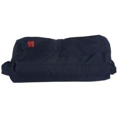 Kaiser accessoire poussette - protège mains - big double - peau d'agneau - marine - Ombrelle