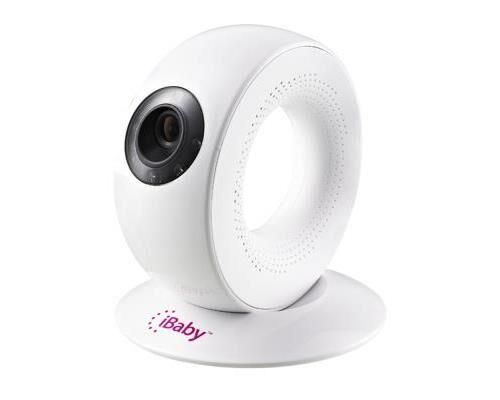 ibaby babyphone ibaby blanc pour iphone/ipad - (donnée non spécifiée)